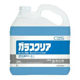 CxS シーバイエス ガラスクリア 5L 25214331