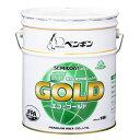 【単品配送】 ペンギンワックス セミコート エコゴールド 18L(缶) 6378