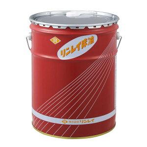 【単品配送】 リンレイ FA 床油 18L(缶) 352538