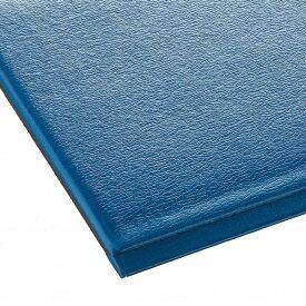 テラモト テラクッション 極厚 ブルー 1200mm×5m MR-069-050-3
