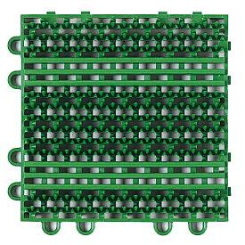 山崎産業 エバック ライナーハードマット 本駒 G(緑) F-120-HK-G