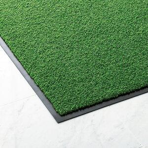 山崎産業ロンステップマット#401500×2400mmR8G(緑)F-1-40