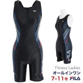 FILA 水着 レディース フィットネス水着 競泳水着 練習用 オールインワン 2020カラー ワンピース フィラ