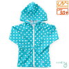 Child rush guard /UV Malin dot rush parka