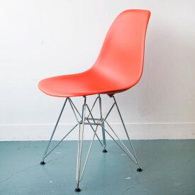 E1-1 Herman Miller ハーマンミラー Eames Shell Side Chairs イームズシェルサイドチェア DSR/レッド DSR.47ZEE8【送料無料】【2F】_dp05