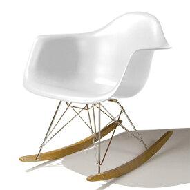 E6-2 Herman Miller ハーマンミラー Eames Shell Chairs イームズ アームシェルチェアRAR/ロッカーベース/ホワイト RAR.47ULZF【送料無料】_dp05