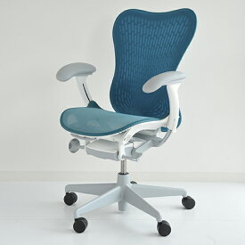 MR2-002 Herman Miller ミラ2チェア/ダークターコイズ【送料無料】ハーマンミラー Mirra2 Chair【エルゴノミクス】_dp05