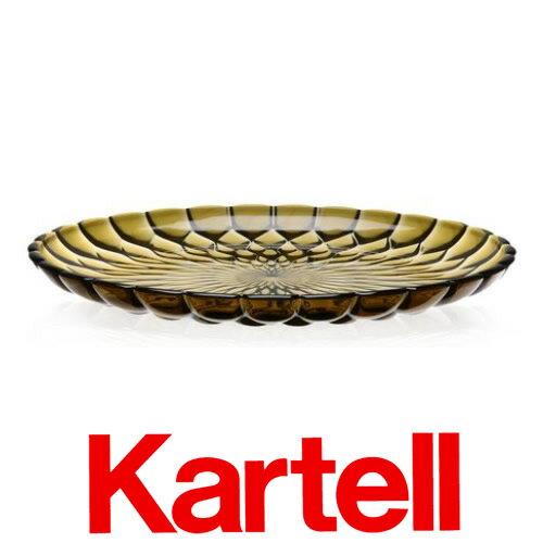 Kartell (カルテル) JELLY PLATE プレート/グリーン JELP-1226-E2 ジェリー テーブルセンタープレート ●_dp15