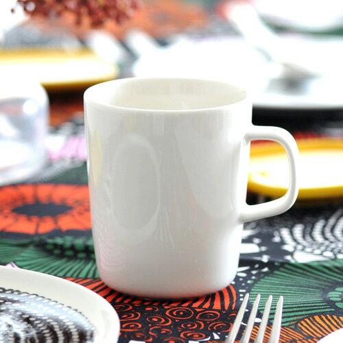 marimekko OIVA マグカップ 250ml 90【63283】ホワイト マリメッコ _dp10_mp10_sp15