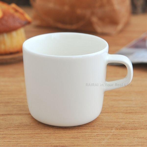 marimekko OIVA コーヒーカップ/ホワイト90【63281】 マリメッコ オイヴァ_mp10_sp10