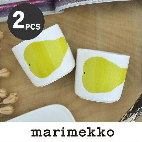 【セール40%OFF】marimekko PIENI PAARYNAラテマグ2個セット 42【69159】マリメッコ _n_ms40