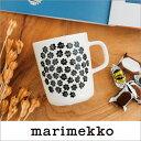 marimekko PUKETTI マグカップ/モノトーン・ホワイトベース 90(190)【68354】マリメッコ プケッティ _n _mm10