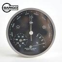BARIGO バリゴ 温湿気圧計/マットシルバー BG1015_dp10