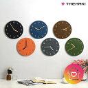 壁掛け時計 掛け時計 レザー 上質 高級 置き時計 時計 シンプル 北欧 おしゃれ かわいい 静音 THEHAKI SANDWICH CLOCK…