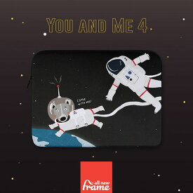 All New Frame You and me 4 PCケース 13インチ macbook pro 13 ケース macbook 13インチ ケース macbook ケース macbook ポーチ 13インチパソコン ポーチ surface pro surface laptop surface ケース surface ポーチ macbook air 13 ケース