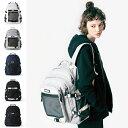 【15%OFFクーポン付】リュック 通学 高校生 女子 おしゃれ 大容量 Bubilian Maid 3D Backpack 韓国 リュック カジュア…