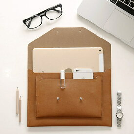 【20%OFFクーポン付】タブレットケース オーガナイザー Funnymade Hello I am Utility Organizer 10.1iPad ケース iPad pro ケース タブレットケース アイパッド ケース iPad mini ケース おしゃれケース 会社員 デザイナー
