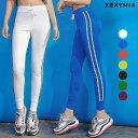 ジョガーパンツ サイドライン パンツ ヨガウェア ヨガパンツ Xexymix XA1110E ハイウエスト ゴム仕様 リブ リラックス…