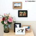フォトフレーム L判 クラフト紙 紙 写真立て 壁掛け 置き おしゃれ インテリア 北欧 飾り THEHAKI SANDWICH PHOTO FRA…