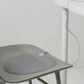 【5%OFFクーポン,ポイント5倍】USBヒーター INKO Heating Mat Heal (インコ ヒーティングマット ヒール)インクで温める 電磁波カット 携帯ヒーター ホットマット ひざ掛け 1人用 厚さ1