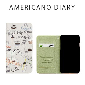 【10%OFFクーポン付】iphone xs ケース Happymori Americano Diary 手帳型 iphoneケース iphone x カバー iphone x ケース iphone xs ケース 手帳 iphonex 手帳型ケース iphonex 手帳