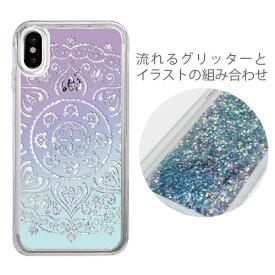 【10%OFFクーポン付】iphone xs ケース icover Sparkle case White lace iphone xs ケース iphonex カバー iphone x ケース iphoneハードケース スマホケース