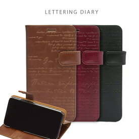iphone xs ケース ZENUS Lettering Diary 手帳型 iphoneケース iphone x カバー iphone x ケース iphone xs ケース 手帳 iphonex 手帳型ケース iphonex 手帳