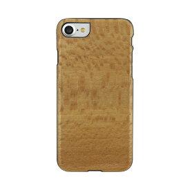 iPhone8 ケース iphone7 ケース 天然木 Man&Wood Platano iphone7ケース iphone7 カバー スマホケース スマホカバー アイフォンケース 木材ケース オシャレケース 個性的なデザイン 軽い iphone8ケース iphoneケース 木 自然