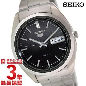 SEIKO5[海外进口商品]精工5返销进口型号机械式(自动卷)SNX115人手表钟表