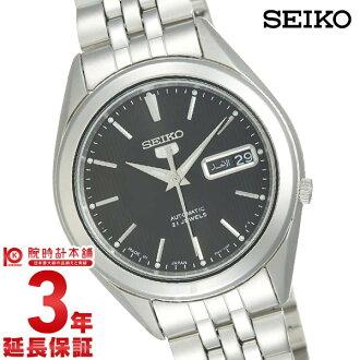 SEIKO5[海外进口商品]精工5返销进口型号机械式(自动卷)SNKL23J1人手表钟表