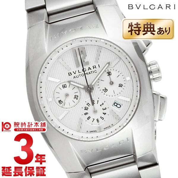 【ポイント最大4倍!19日23:59まで】BVLGARI [海外輸入品] ブルガリ エルゴン ERGON EG35C6SSDCH メンズ 腕時計 時計