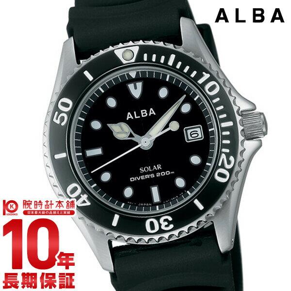 セイコー アルバ ALBA ソーラー 200m防水 AEFD530 [正規品] メンズ 腕時計 時計
