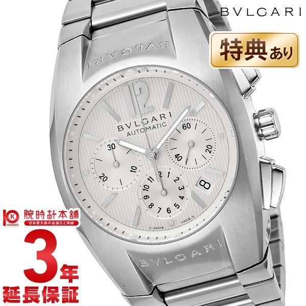 【ポイント最大4倍!19日23:59まで】BVLGARI [海外輸入品] ブルガリ エルゴン EG40C6SSDCH メンズ 腕時計 時計