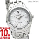 DOLCE&EXCELINE セイコー ドルチェ&エクセリーヌ ソーラー電波 100m防水 SWCW023 [正規品] レディース 腕時計 時計