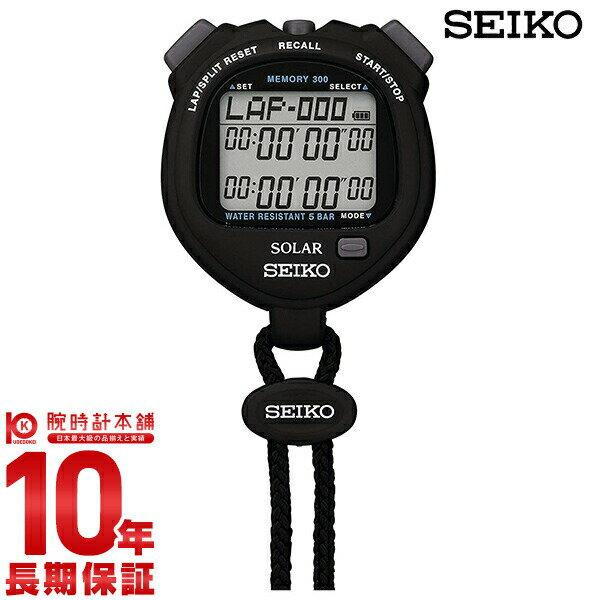 ストップウォッチ ソーラー SVAJ001 [正規品] メンズ&レディース 時計関連商品 時計【あす楽】