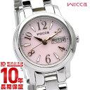 wicca シチズン ウィッカ ソーラーテック KH3-410-91 [正規品] レディース 腕時計 時計