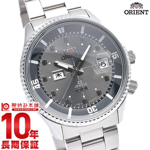 【最大1万円OFFクーポン!15日0時から】オリエント ORIENT キングマスター ワールドステージコレクション クロノグラフ グレー WV0011AA [正規品] メンズ 腕時計 時計【24回金利0%】