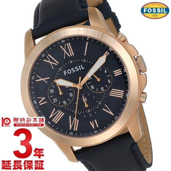 FOSSIL [海外輸入品] フォッシル グラント FS4835 メンズ 腕時計 時計