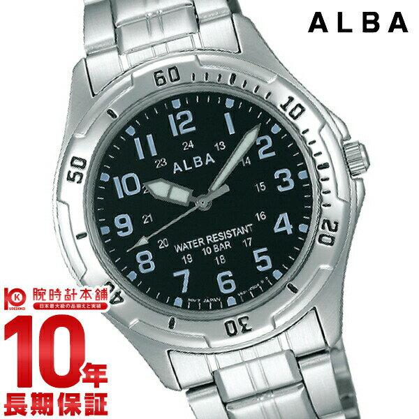 セイコー アルバ ALBA 100m防水 AQPS003 [正規品] メンズ&レディース 腕時計 時計【あす楽】