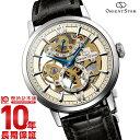 【20000円割引クーポン】【24回金利0%】オリエントスター ORIENT 機械式 ORIENTSTAR スケルトン WZ0041DX [正規品] メンズ 腕時計 時計