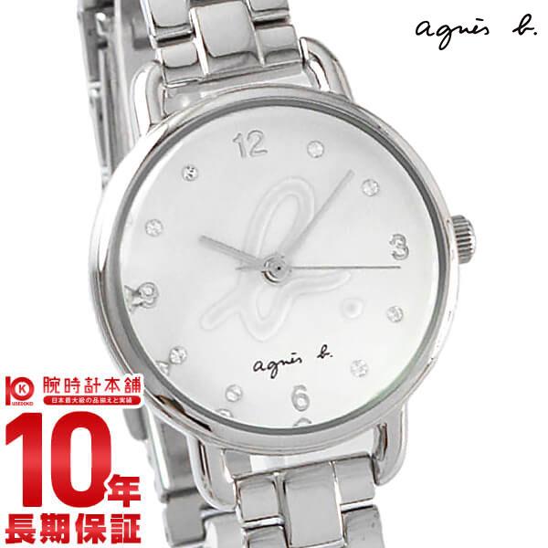 【1000円割引クーポン】アニエスベー agnesb 専用BOX付 クリスマス限定 FCSK703 [正規品] レディース 腕時計 時計