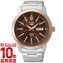 【500円割引クーポン】セイコー 逆輸入モデル SEIKO 機械式(自動巻き) SNKM90KC(SNKM90K1) [正規品] メンズ 腕時計 …
