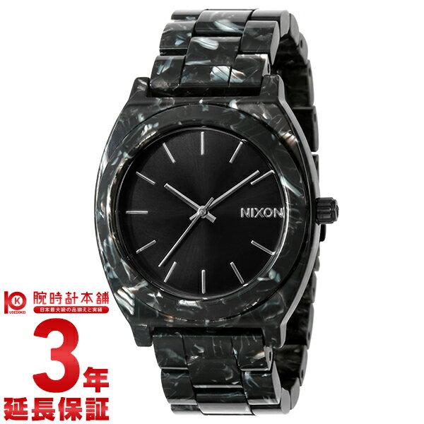 NIXON [海外輸入品] ニクソン 腕時計 タイムテラーアセテート A3272185 メンズ&レディース 腕時計 時計【新作】