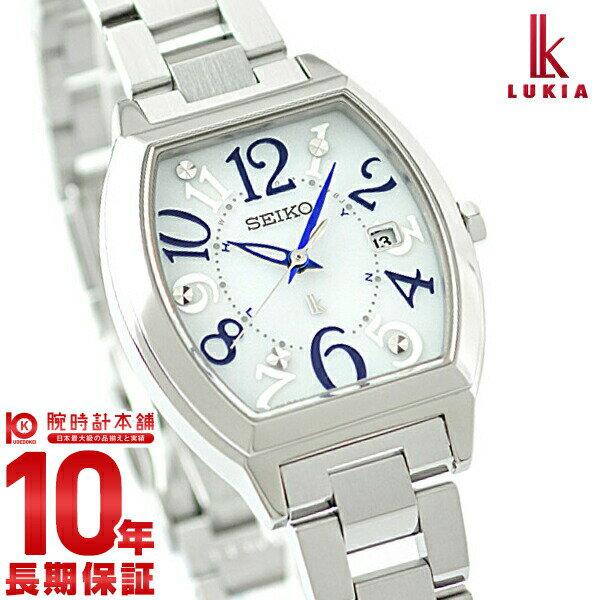 【ポイント10倍】【36回金利0%】セイコー ルキア LUKIA SSVW091 [正規品] レディース 腕時計 時計【あす楽】
