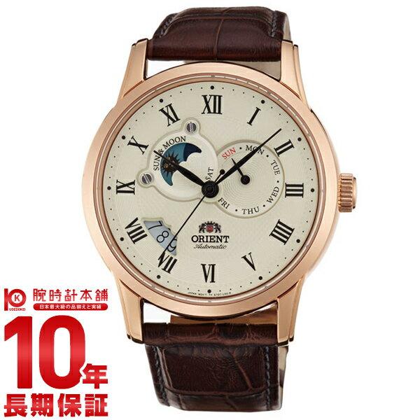 【1500円割引クーポン】オリエント ORIENT ワールドステージコレクション WV0371ET [正規品] メンズ 腕時計 時計【24回金利0%】