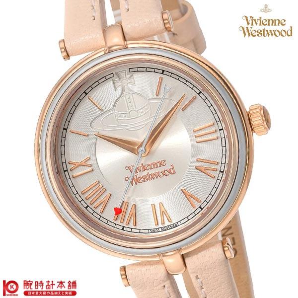 ヴィヴィアン 時計 ヴィヴィアンウエストウッド VV168SLPK レディース