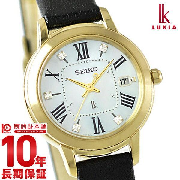 【3000円割引クーポン】セイコー ルキア LUKIA BAILA限定モデル SSQW040 [正規品] レディース 腕時計 時計【36回金利0%】【あす楽】