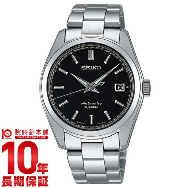 【500円割引クーポン】セイコー メカニカル MECHANICAL 100m防水 機械式(自動巻き/手巻き) SARB033 [正規品] メンズ 腕時計 時計【36回金利0%】【あす楽】