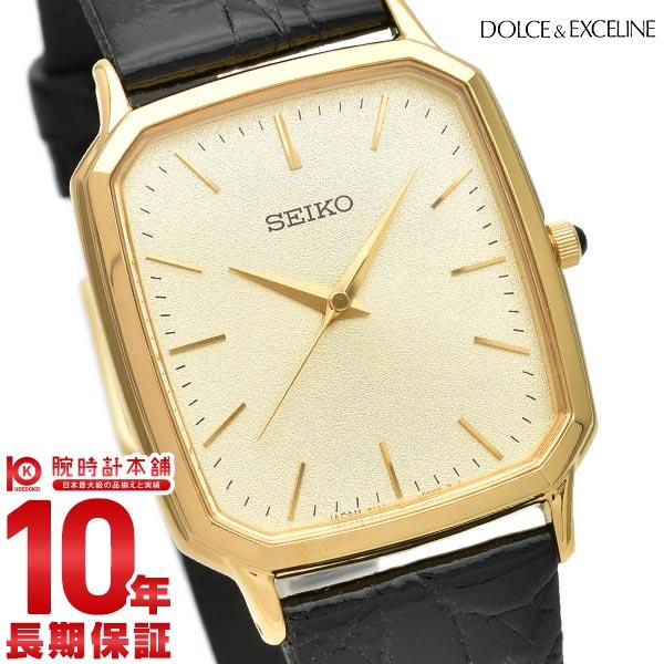 【ポイント最大13倍!19日23:59まで】セイコー ドルチェ&エクセリーヌ DOLCE&EXCELINE SACM154 [正規品] メンズ 腕時計 時計【36回金利0%】