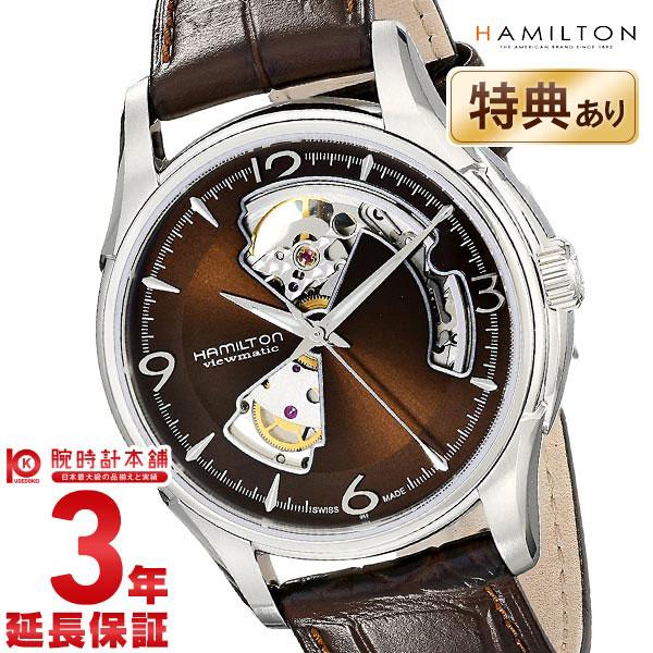 HAMILTON [海外輸入品] ハミルトン ジャズマスター 腕時計 オープンハート H32565595 メンズ 時計